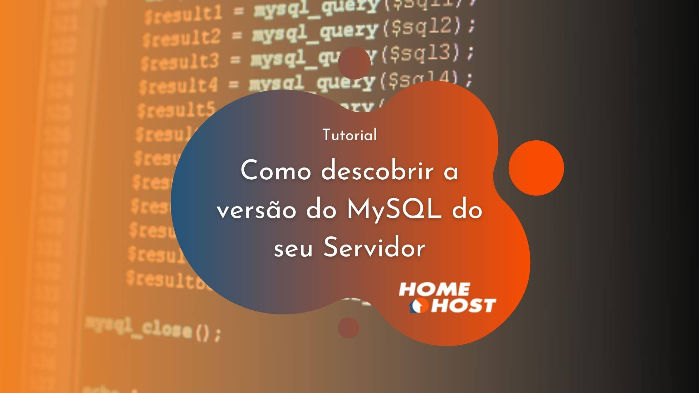 Como descobrir a versão do MySQL [2021]