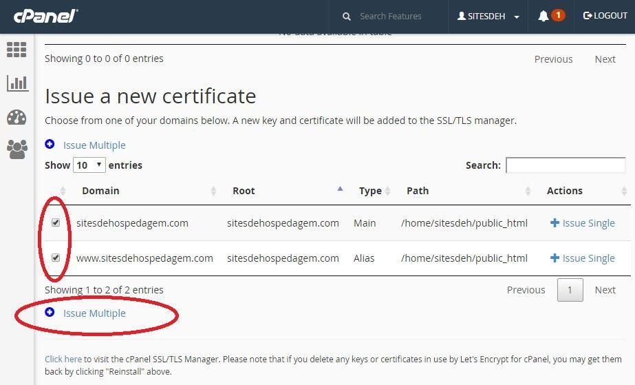 como configurar um certificado ssl 2