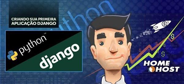 Criando sua primeira aplicação Django com Python
