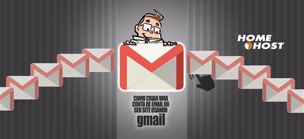 Como Criar uma Conta de e-mail do seu site usando Gmail