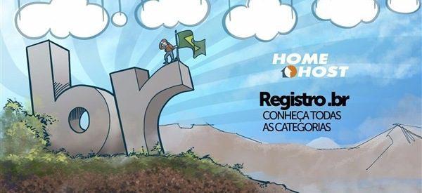 Conheça todas as categorias do registro.br