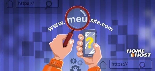 Consultar domínio com antecedência garante o melhor nome do seu site