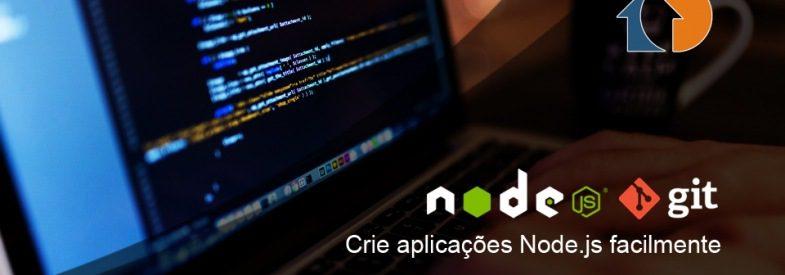 Criando uma aplicação com NodeJs