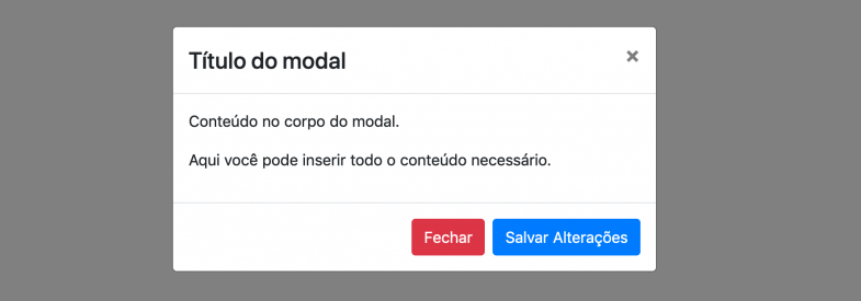 Modal Bootstrap : um guia básico (com tutorial)