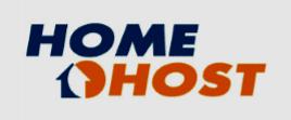 HTML img: Logo da HomeHost