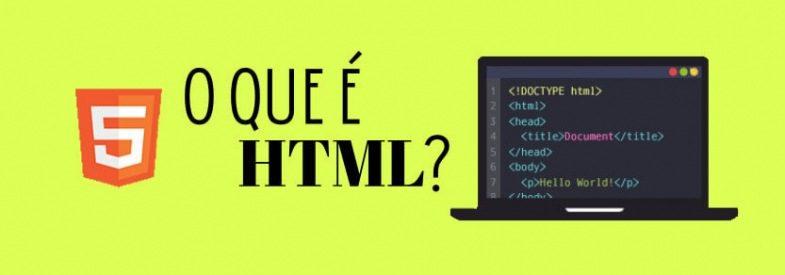 O que é HTML? Entenda de forma descomplicada