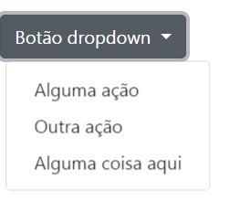 Botao boostrap dropdown