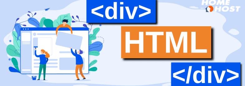 HTML Div: o elemento de divisão do HTML