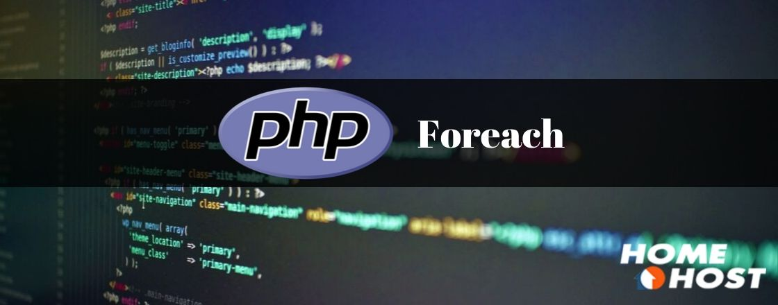 PHP Foreach