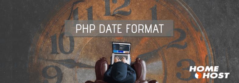 PHP Date Format: Exibindo a modificando o padrão de Datas