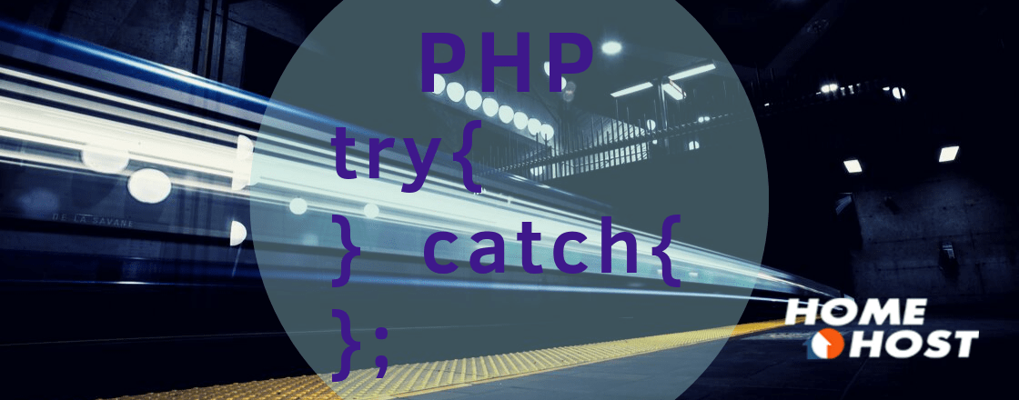 PHP Try Catch