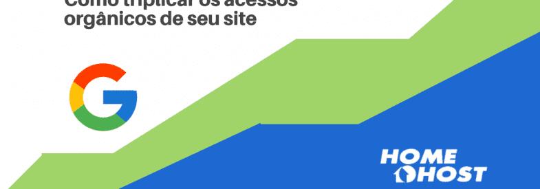 Como um bom servidor de hospedagem pode triplicar o tráfego orgânico de seu site