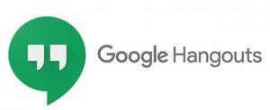 google hangouts - ferramenta de trabalho remoto e Home Office