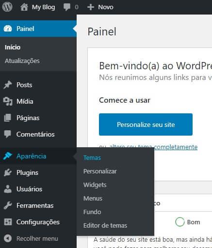 Preparando o Ambiente do Classificados WordPress