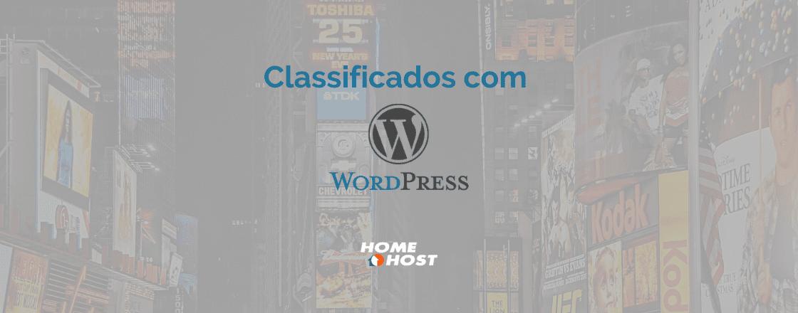 Como Criar uma Página de Classificados no Wordpress