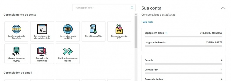 Como alterar o tema do DirectAdmin