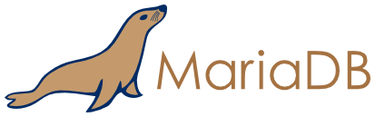 Logomarca do MariaDB