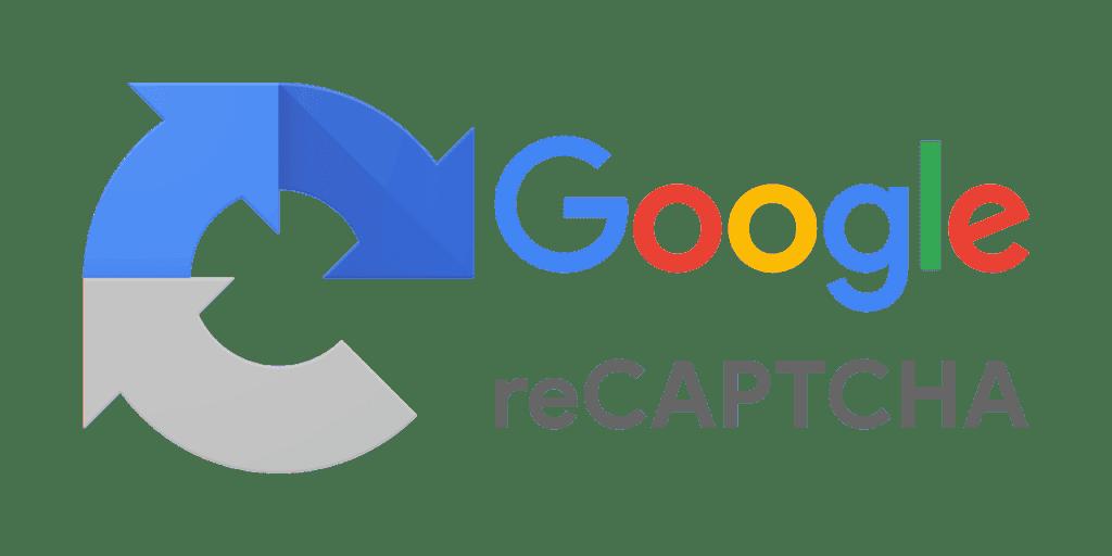 Logo do Google reCAPTCHA